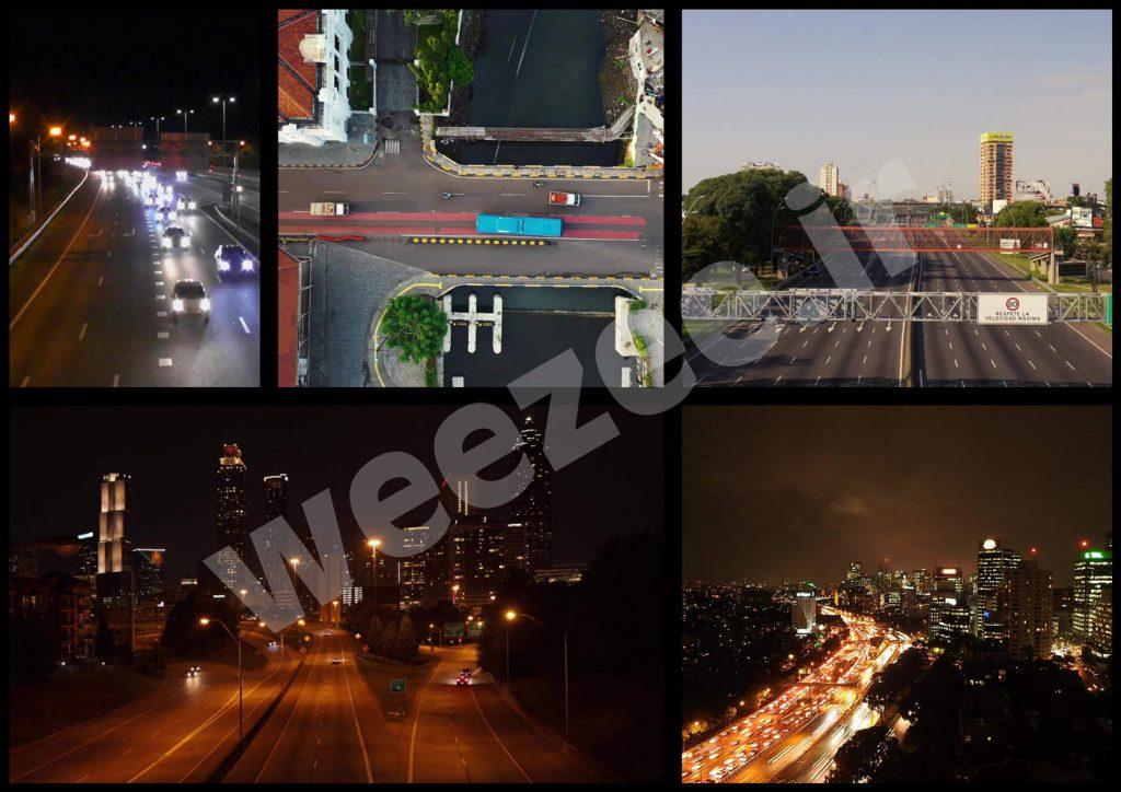 دانلود ویدیوی استوک با موضوع ترافیک شهری