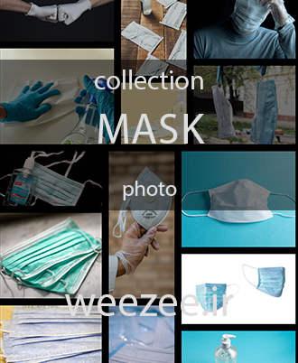 دانلود تصاویر باکیفیت ماسک و دستکش - سایت ویزی