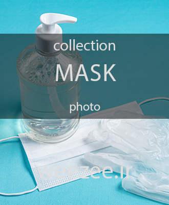 دانلود تصاویر باکیفیت ماسک و دستکش