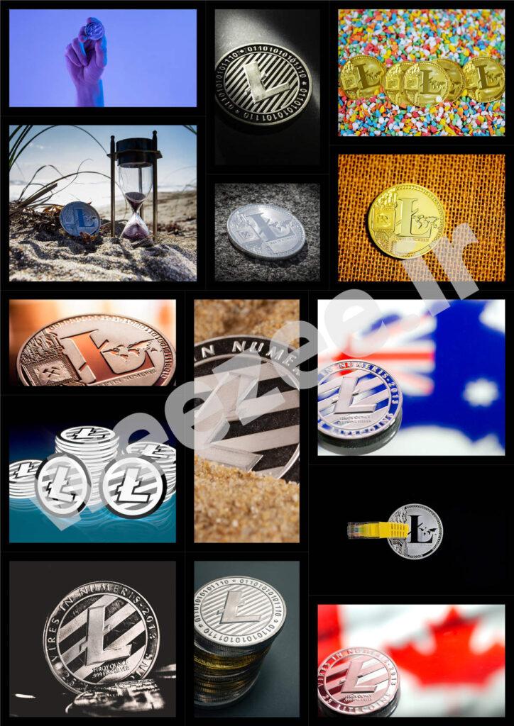 آلبوم دانلود تصاویر باکیفیت لایت کوین - ویزی