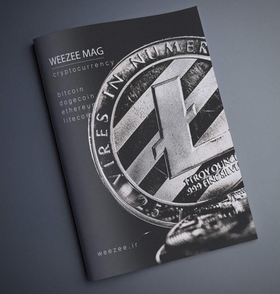 تست مجله برای دانلود تصاویر باکیفیت لایت کوین - ویزی